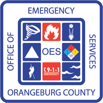 Orangeburg County Office of Emergency Services Patch